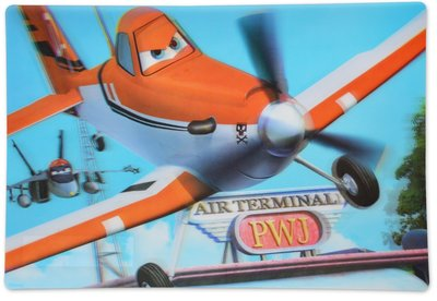 Disney Planes 3D placemat Dusty