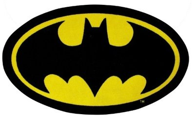 Batman vloerkleed