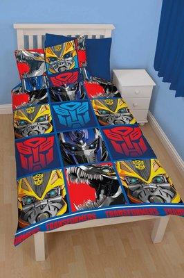 Transformers dekbedovertrek