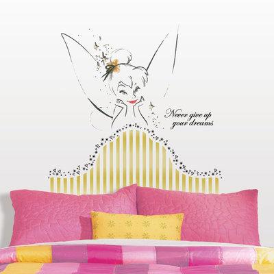 Disney Tinkerbell XL wanddecoratie muursticker