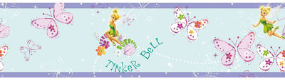 Disney Tinkerbell behangrand