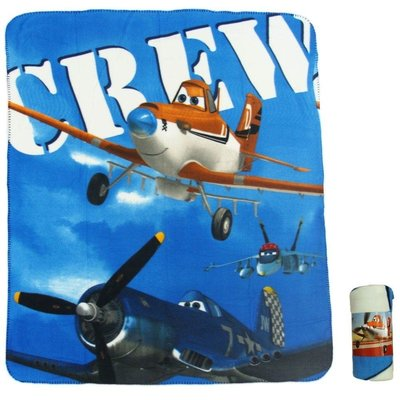 Disney Planes fleece deken crew