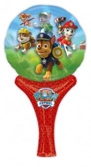 Paw Patrol folie ballon met handvat