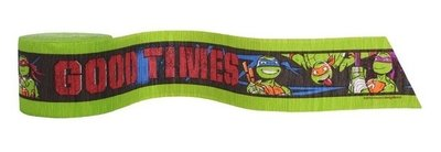 Teenage Mutant Ninja Turtles crepe feestslinger