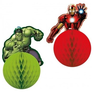 The Avengers plafond decoratie