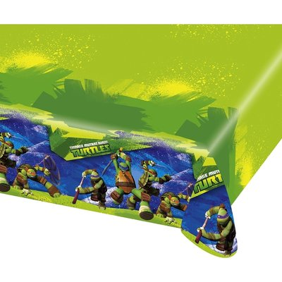 Teenage Mutant Ninja Turtles tafelkleed
