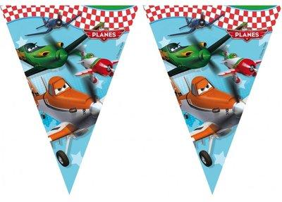 Disney Planes feestslinger of vlaggenlijn