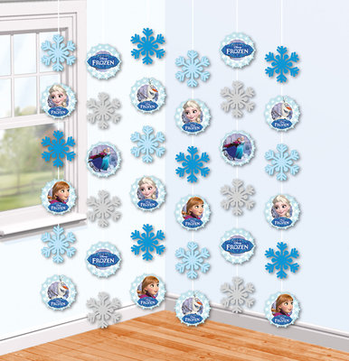 Disney Frozen plafond string decoratie