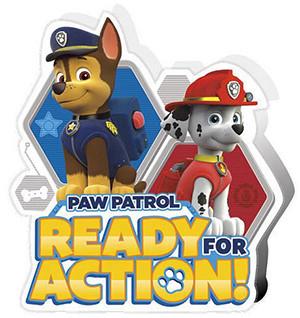 Paw Patrol XL gum