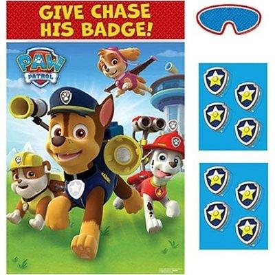 Paw Patrol verjaardag spel