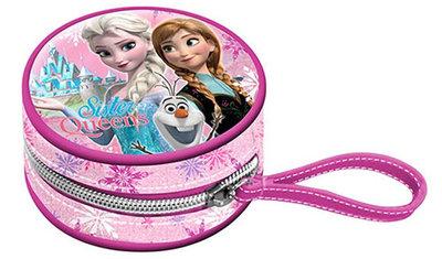 Disney Frozen portemonnee rond Sister Queens