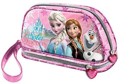 Disney Frozen beauty case Sister Queens