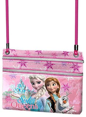 Disney Frozen mini schoudertas Sister Queens