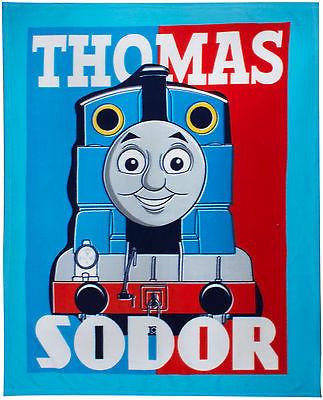 Thomas de Trein fleece deken Adventure