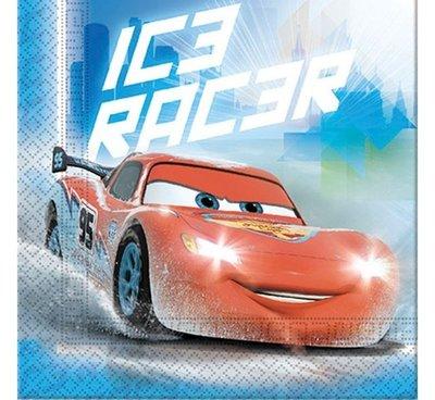 Disney Cars servetten Ice