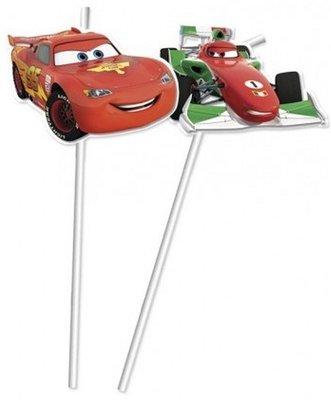 Disney Cars party rietjes Ice