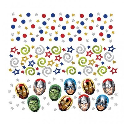 The Avengers confetti