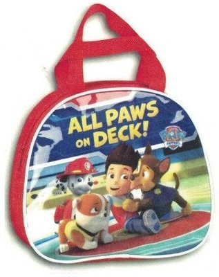 Paw Patrol lunchbag All Paws on Deck!