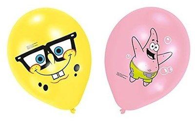 Spongebob ballonnen