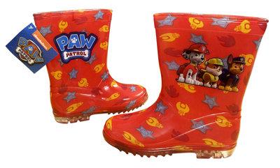 Paw Patrol regenlaarzen