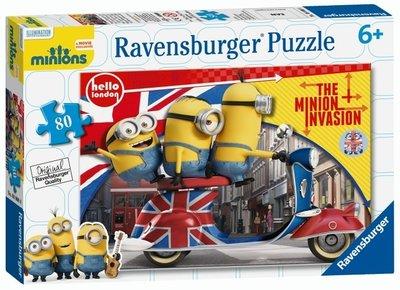 Verschrikkelijke ikke puzzel The Minions Invasion