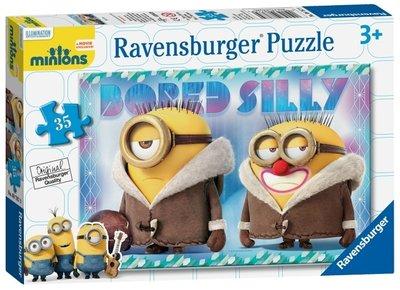 Verschrikkelijke ikke puzzel Bored Silly
