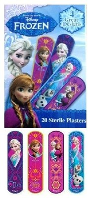 Disney Frozen pleisters