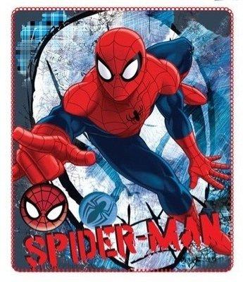 Spiderman fleece deken White Mask