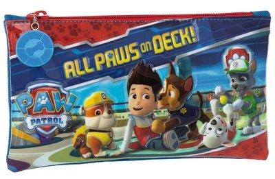 Paw Patrol schooletui All paws on Deck