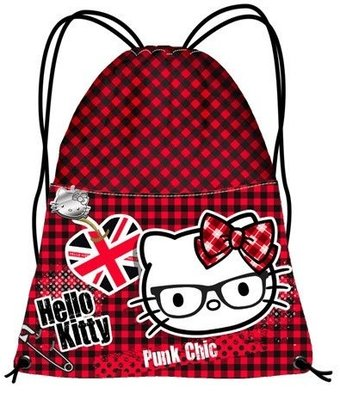 Hello Kitty gymtas Punk Chic