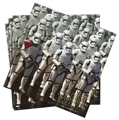 Star Wars The Force Awakens servetten