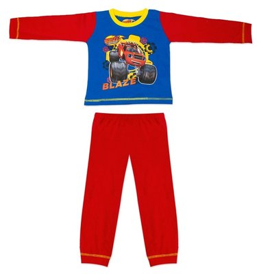 Blaze en de Monsterwielen pyjama