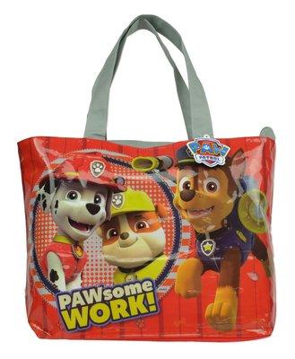 Paw Patrol big shopper rood