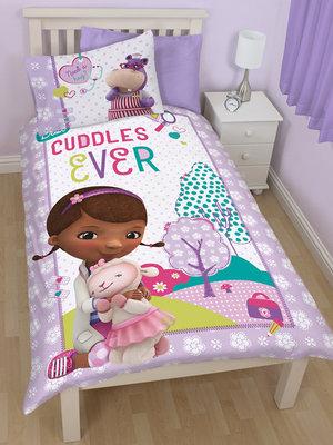 De Speelgoed Dokter dekbedovertrek Cuddles Ever