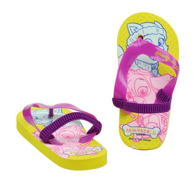 Paw Patrol teenslippers Skye en Everest