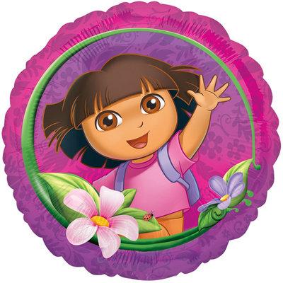 Dora Explorer foil ballon