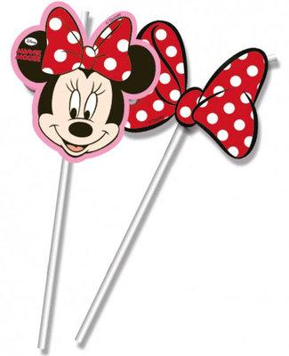 Disney Minnie Mouse party rietjes Jam