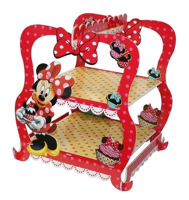 Disney Minnie Mouse cupcake standaard