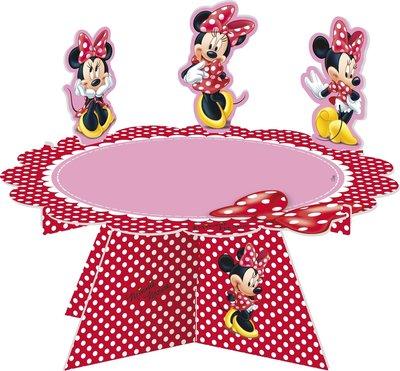 Disney Minnie Mouse taart standaard