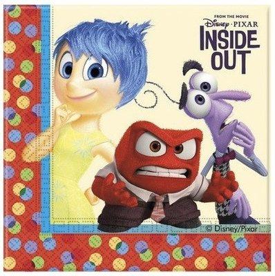 Inside Out servetten