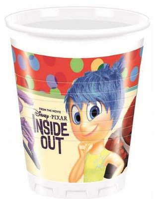 Inside Out party bekers