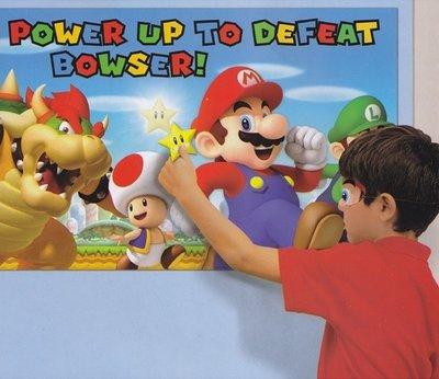 Super Mario verjaardag spel