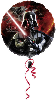 Star Wars foil ballon