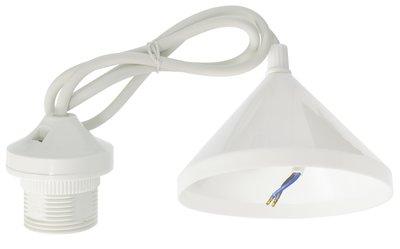 Universeel aansluitset lampenkap of hanglamp