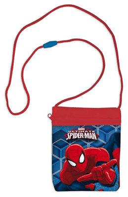 Spiderman hals portemonnee