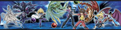 Bakugan behangrand