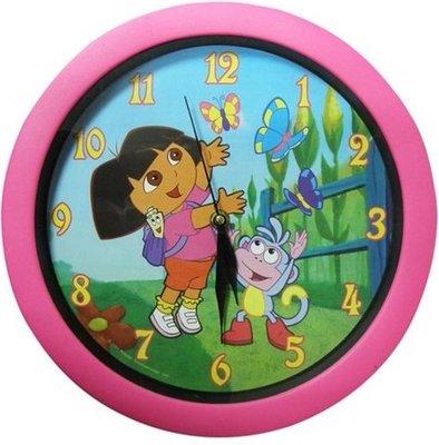 Dora Explorer wandklok of muurklok