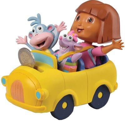 Dora Explorer and friends spaarpot