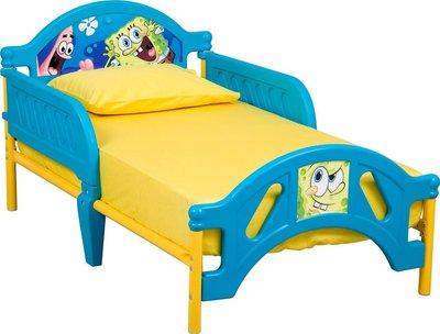 Spongebob junior bed