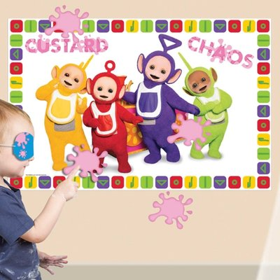 Teletubbies party game